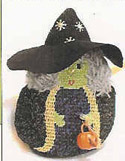 WITCH TABLE TOPPER