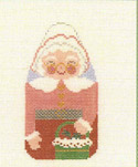 MRS. SANTA THUMBTHING