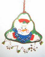 PHOTO - BELL SHAPED ORNAMENT