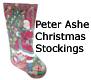 Peter Ashe Christmas Stockings