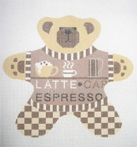 TEDDY BEAR - CAFE OLE